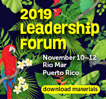 Leadership Forum 2019